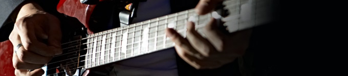 Intermediate Guitar Lessons in Hull