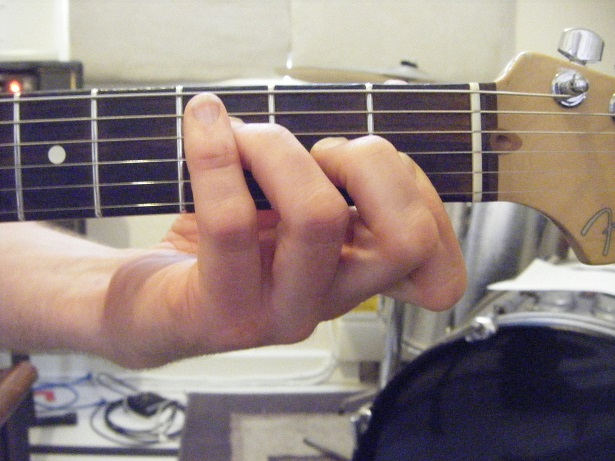 Who needs guitar hand positions